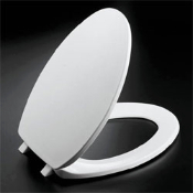 Kohler Brevia White Elongated Toilet Seat