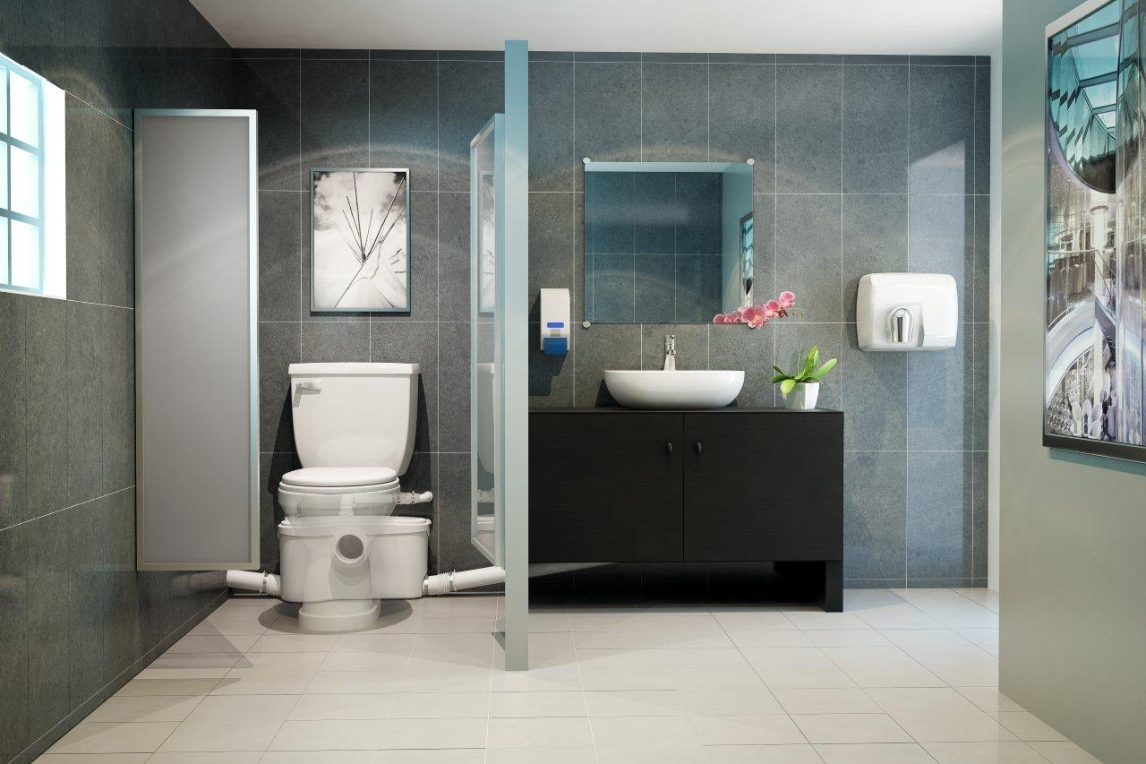 Stunning Saniflo Macerating Upflush Toilets Contemporary - Exterior ...
